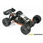 HoBao Hyper SS Cage 4.6cc Off-Road 1:8 Truggy RTR - NEW!!