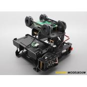X-Cam X100B 2-Axis Brushless Camera Gimbal for GoPRO