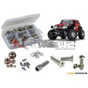 RCScrewZ - Traxxas Telluride 4x4 RTR Stainless Steel Screw Kit