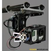 Aeroxcraft Brushless GoPro Hero3 Gimbal