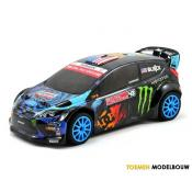 Micro RS4 Ken Block 2013 GRC With Ford Fiesta H.F.H.V. Body
