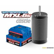 MXL-6s Brushless Power System waterproof (incl MXL6-S+2200)
