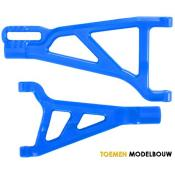 Traxxas - Revo - A Arms - Front Right - blue
