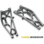 Exo-Carbon - Rear Suspension Arms - Left and Right - TRX5533G