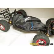 Outerwears - RC Shroud Red - Traxxas Slash 2WD