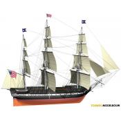 Billing boats - U.S.S. Constitution - 1:100 - 508
