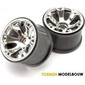 Wheels Geode 3.8 Inch chrome - TRX5671