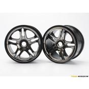 Wheels SS 3.8 Inch black chrome - TRX5172A