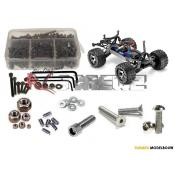 RCScrewZ - Traxxas Stampede 4x4 RTR Stainless Steel Screw Kit