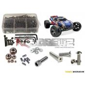 RCScrewZ - Traxxas Rustler VXL RTR Stainless Steel Screw Kit
