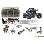 RCScrewZ - Traxxas Stampede VXL RTR Stainless Steel Screw Kit