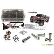 RCScrewZ - Traxxas Slash 4x4 RTR Stainless Steel Screw Kit