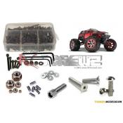 RCScrewZ - Traxxas 1:16 Summit VXL RTR Stainless Steel Screw Kit