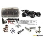 RCScrewZ - Traxxas E-Revo 1:8 RTR Stainless Steel Screw Kit