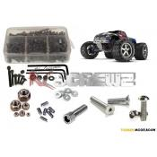 RCScrewZ - Traxxas T-Maxx 3.3 Edition RTR Stainless Steel Screw Kit
