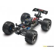 Chassis E-Revo Brushless 1:8 - Excl Banden - TRX5608
