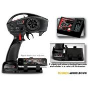 TQi 2.4 GHz High Output radio system 4-channel - TRX6507