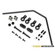Front Roll Bar Set 3mm - HPI101163
