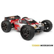 Body Clear Trophy Truggy Flux - HPI101717