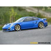 BODY PORSCHE 911 TURBO 997 200mm - HPI17527