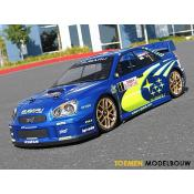 BODY 2004 SUBARU IMPREZA WRC 200mm - HPI17505