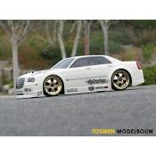 BODY CHRYSLER 300C SRT8 CLEAR 200mm - HPI17520