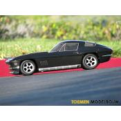 BODY 1967 CHEVROLET CORVETTE STINGRAY 200mm - HPI17526