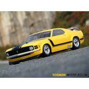 BODY 1970 FORD MUSTANG BOSS 302 200mm - HPI17546