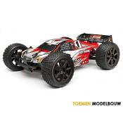 Body Trimmed and Painted Trophy Truggy Flux - HPI101808