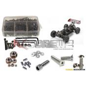 RCScrewZ - HPI Vorza Brushless Stainless Steel Screw Kit