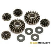 HARD DIFFERENTIAL GEAR SET - HPI101142