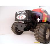 Traxxas Stampede - T-Bone Racing Basher rear bumper