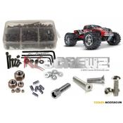 RCScrewZ - Traxxas E-Maxx 1:8 RTR Stainless Steel Screw Kit
