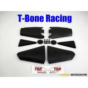 Traxxas Summit - T-Bone Racing Front A-Skids