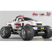 FG Monster Truck WB535 4WD 26cc - Body Wit