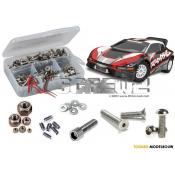 RCScrewZ - Traxxas Rally 1:10 RTR Stainless Steel Screw Kit