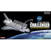 Dragon - Space Shuttle Challenger - 1:400