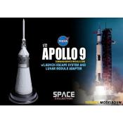 Dragon - Apollo 9 Command-Service Module - Lunar Module Adapter 1:72
