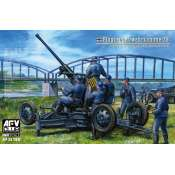AFV Club 40mm Flak 28 Bofors ww II German - 1:35 bouwpakket