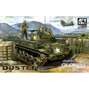 AFV Club M42A1 Self Propelled Anti-Aircraft Gun - 1:35 bouwpakket