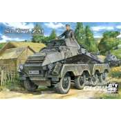 AFV Club Sd. Kfz. 231 early type - 1:35 bouwpakket