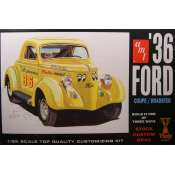 AMT 1936 Ford Coupe Roadster 1:25 bouwpakket