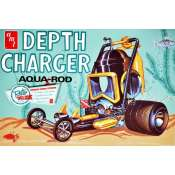 AMT Depth Charger Aqua-Rod 1:25 bouwpakket