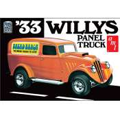 AMT 1933 Willys Panel Truck 1:25 bouwpakket