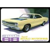 AMT 1968 Plymouth Road Runner 1:25 bouwpakket