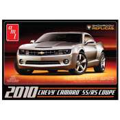 AMT 2010 Chevy Camaro SS-RS Coupe 1:25 bouwpakket