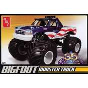 AMT Big Foot Monster Truck 1:25 bouwpakket