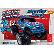 AMT Captain America Monster Truck Ford 150 1:25 klik bouwpakket