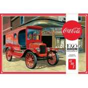 AMT Coca Cola 1923 Ford Model T Delivery 1:25 bouwpakket