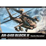 Academy bouwpakket AH-64D block - Early version 1:72